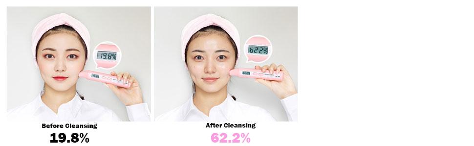 banila co clean it zero moisture test
