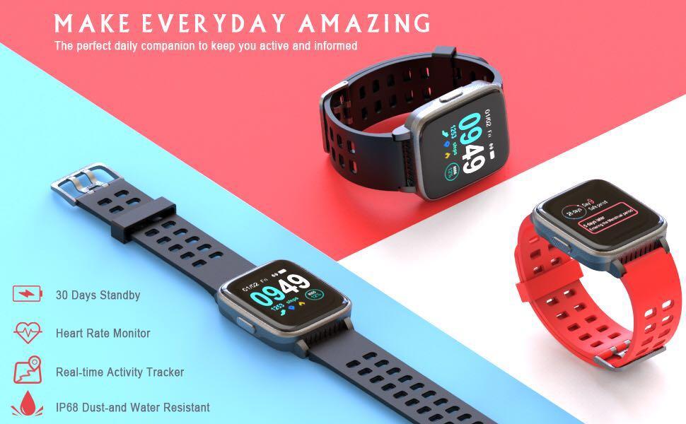 fitness versa smart watch