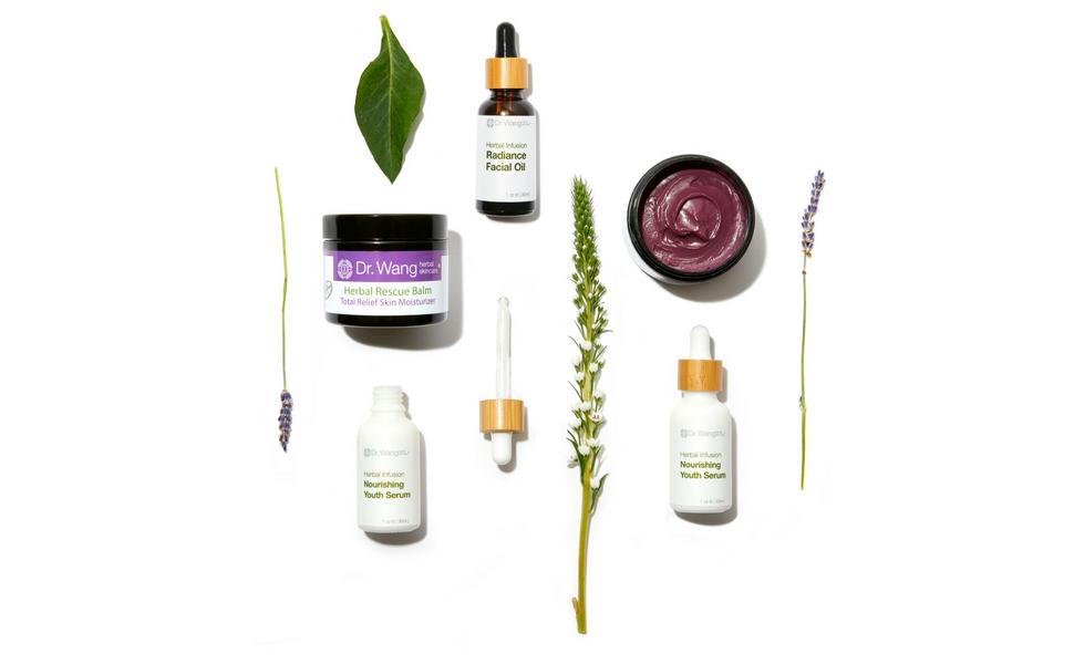 Dr. Wang Herbal Skincare