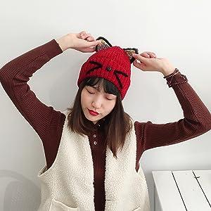 Buy this cute beanie hat as a gift