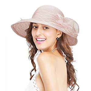 Protect you with the beautiful dressy hats