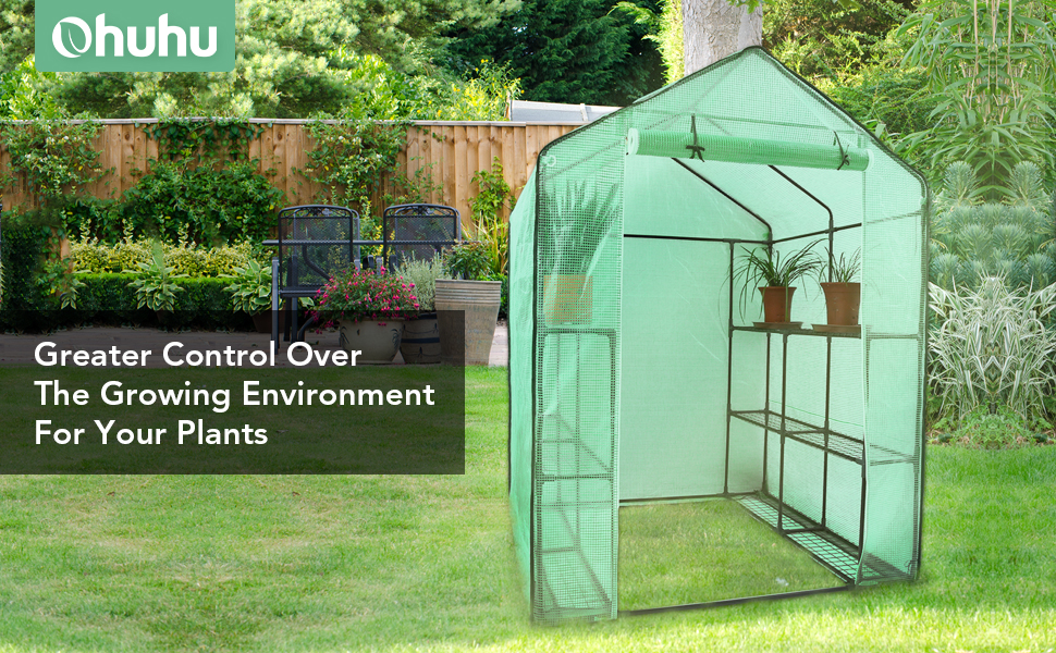 Ohuhu Greenhouse for Outdoors, Large Walk-in Plant Greenhouse, 3 Tiers on winter potted plants, winter shade plants, winter blooming plants, winter porch plants, winter container plants, winter hibiscus, winter yard plants, winter deck plants, winter perennial plants, winter interest plants, winter flowering plants, winter fragrant plants, winter house landscaping, winter planter plants, winter house art, winter hardy plants, winter outdoor plants, winter house cookies, great winter plants, winter patio plants,