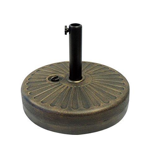 Umbrella Stand Water Filled: Amazon.com : EasyGo Round Water Umbrella Base Weight