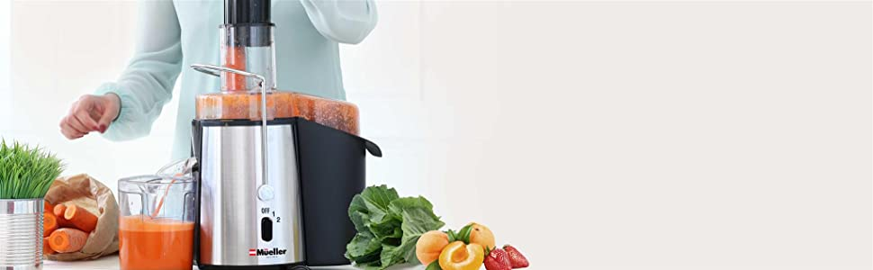 Muelelr Power Juicer