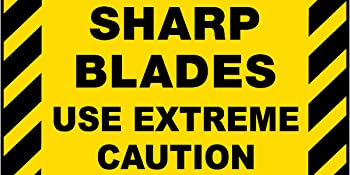 Mueller shrap blades