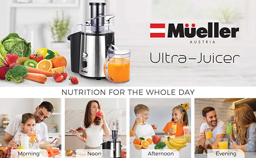 Mueller Power Juicer