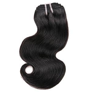 brazilian human hair body wave hair extensions