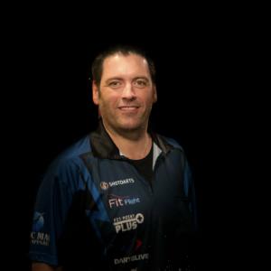 Chris White Dart Player