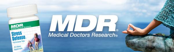 Amazon.com: MDR estrés Defensa – 1 mes suministro: Health ...