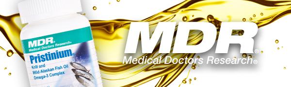 Amazon.com: MDR pristinium (120 softgels), 60: Health ...