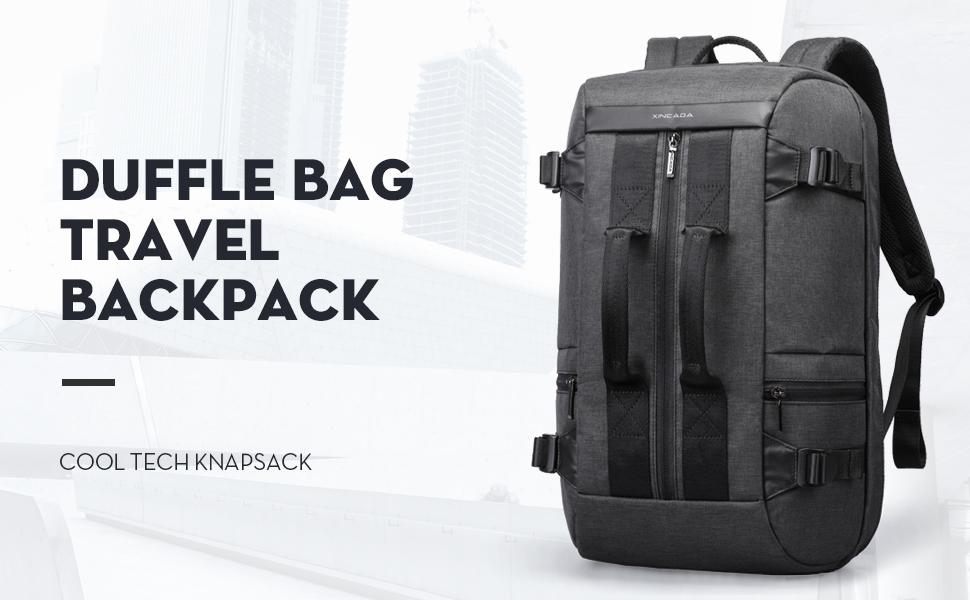 62700681ea Amazon.com  XINCADA Men Travel Backpack Carry on Backpack Weekend ...