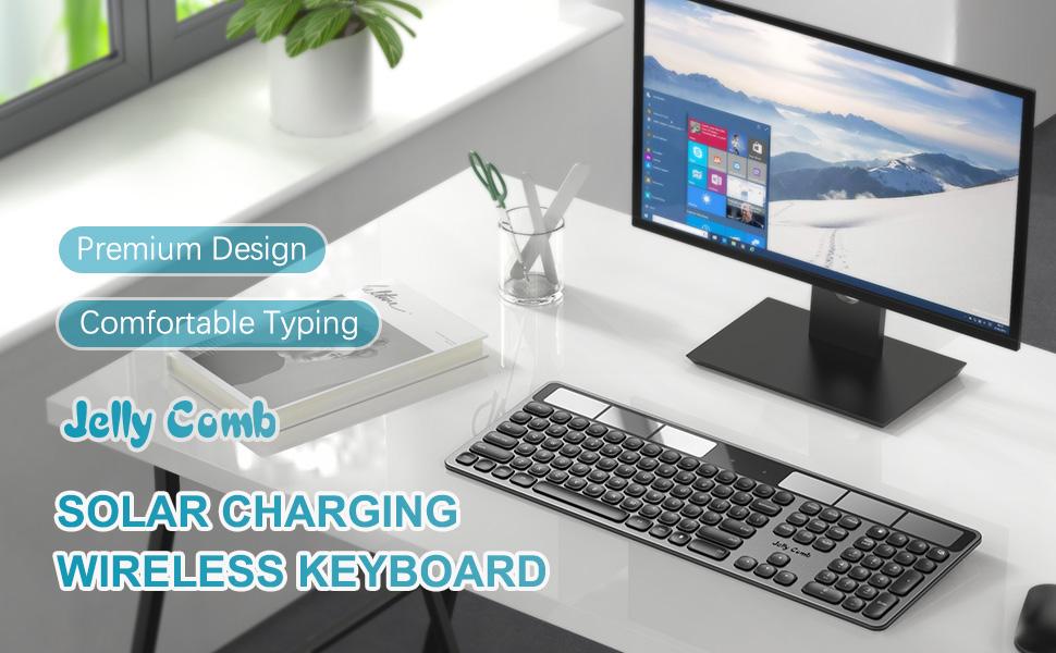 solar keyboard