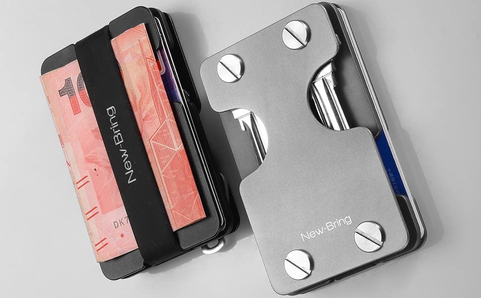 wallet for keys and cards