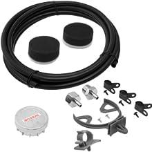 remote mount air filter kit