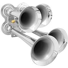 Quad Trumpet Train Air Horn