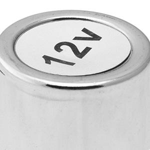 Kuuleyn Air Horn Elettrovalvola a solenoide 24V 1//4180PSI NPT Maschio Rame Lega di zinco per camion Tromba daria Elettrovalvola a solenoide elettrica Heavy Duty