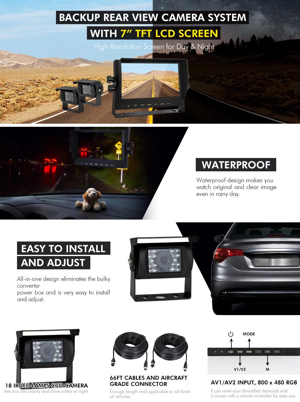 Amazon.com: Sistema de cámara Esky: Cell Phones & Accessories