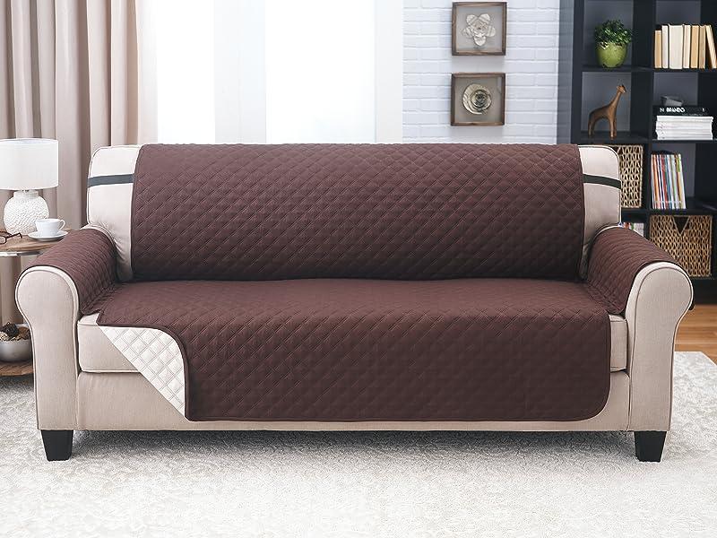 Amazon Com Deluxe Original Reversible Couch Slipcover