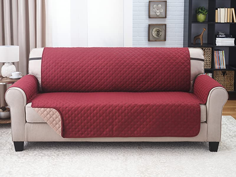 DETAILED SOFA DIMENTIONS Please Use A Fabric Or Soft Tape Measure So You  Can Move Around And Get Your Accurate Dimensions. Extra Wide Sofa  Protector: ...