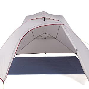 free standing tent