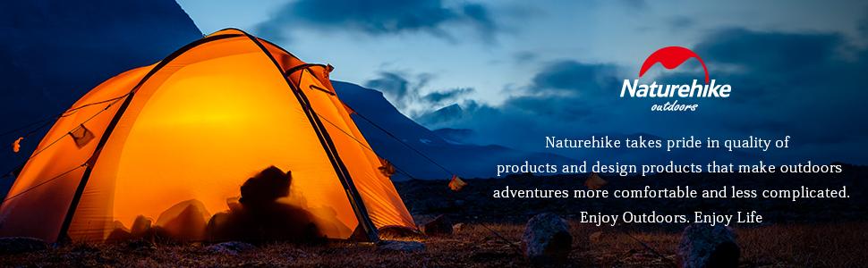 naturehike backpack tent