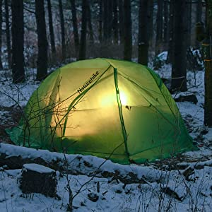 snow skirt backpack tent