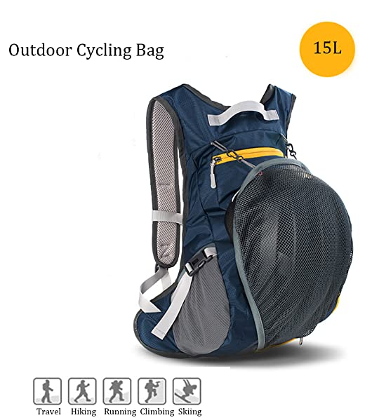 NH 15L Bike Bag  Panniers Cycling Backpack Pannier Bags Best Commuter Backpack