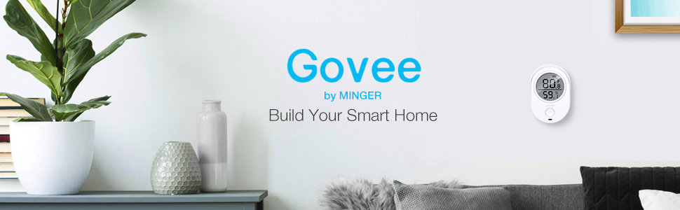 Amazon Com Govee Temperature Humidity Monitor Indoor
