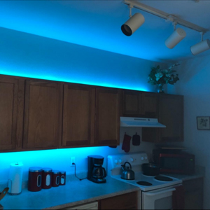 wifi led strip for kitchen