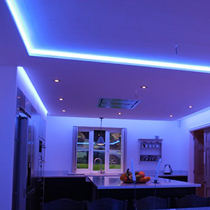 amazon com wifi led strip lights, minger 16 4ft waterproof wirelesswifi led strip lights
