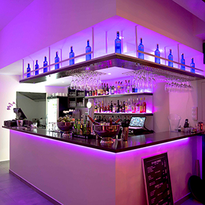 led strip light for bar
