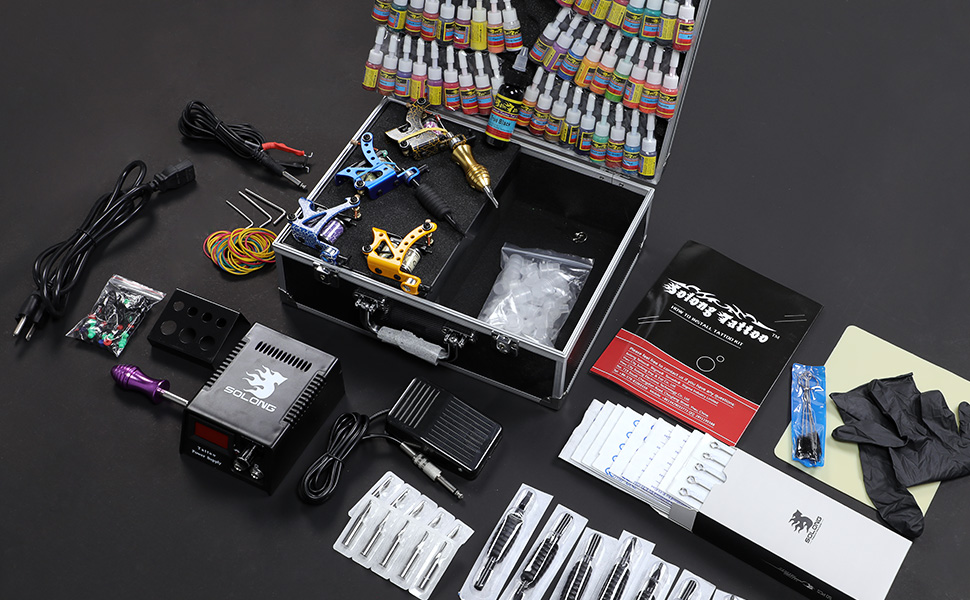 The Tattoo Review U2022 Component Parts Of A Coil Tattoo Manual Guide