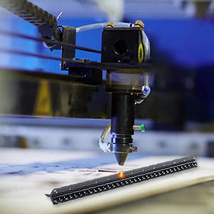 Laser etched technology