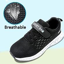breathable boys shoes