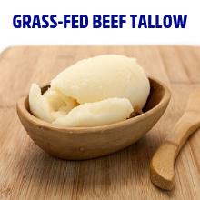 grass fed tallow