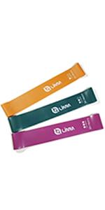 Limm Resistance Loop Bands - Set of 3 Pro Level Bands