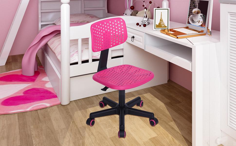 Amazon Com Greenforest Kids Desk Chair Height Adjustable Swivel