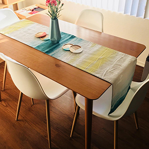 buyers show their own dining room