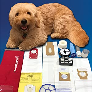 Perfect for Pets Hair and Dander