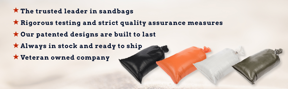 ~ The Sandbag Store Supports our Troops ~