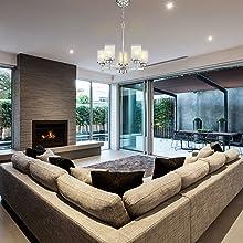 5light for living room