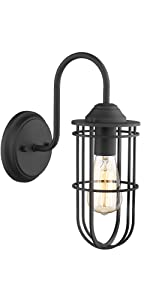 Cage Wall Light 1pack