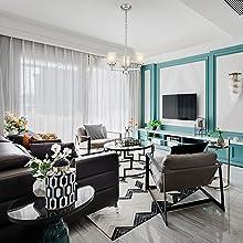 3 light for living room