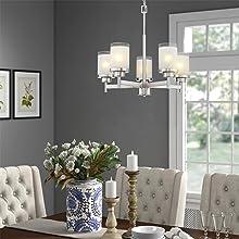 5 light for dinning room