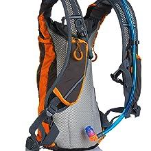 hydration bag, hydration backpack, backpack for hydration, biking backpack, camelpack