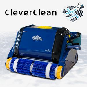 Amazon.com: Delfín H80 grado Industrial robot limpiador de ...