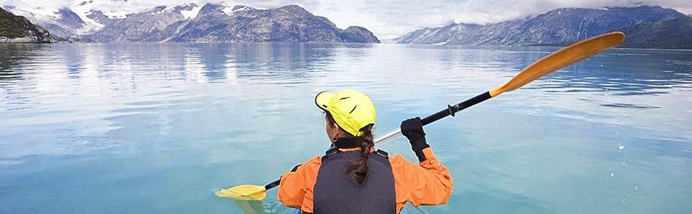 Overmont kayak paddle
