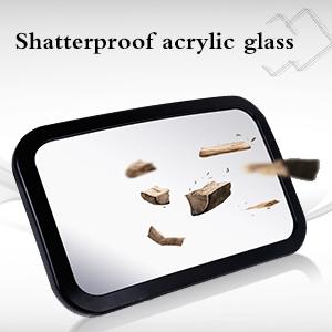 Amazon.com: Espejo retrovisor Zacro de acrílico ...