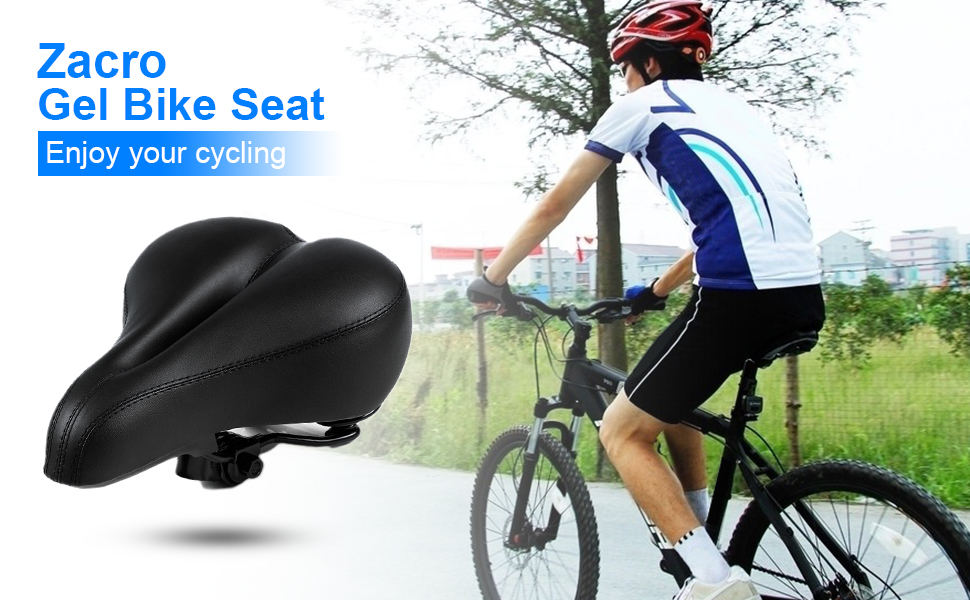 Bike Paddle Bicycle Saddle Sit Pads Cycling Component Parts Racing USA Seller!