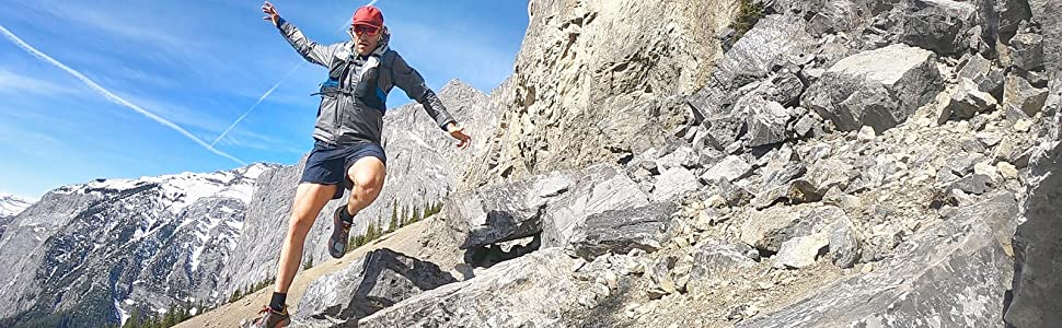 Performance Two, Trail Running Sock, compression sock, crew sock